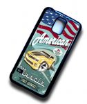 KOOLART AMERICAN MUSCLE Car New Shape Chevy Camero Samsung Galaxy S5 Case Cover